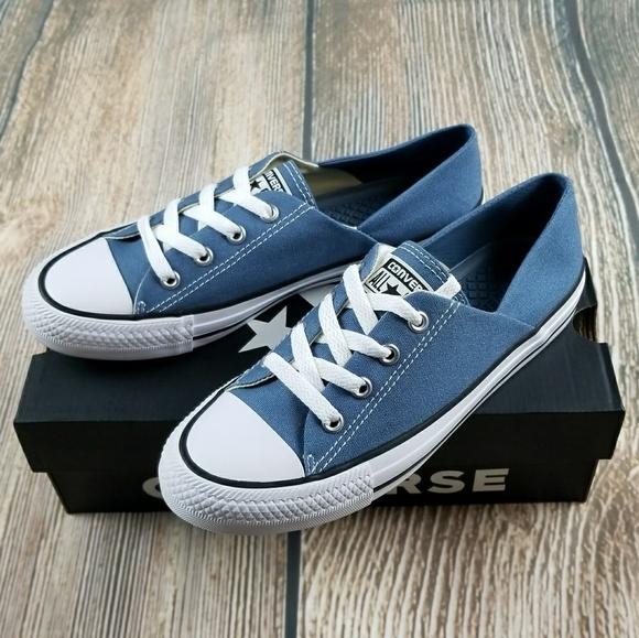 f4d93f08c84d02  NIB  Converse CT All Star Ox Low Top Sneakers